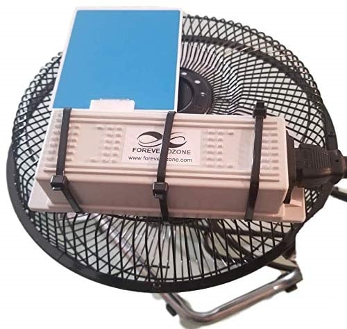 Info on how, why our transformers attach to a pivoting fan grill.